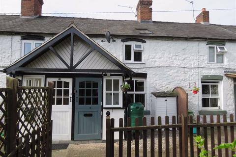 2 bedroom terraced house for sale - Canal Cottages, Four Crosses Llanymynech, SY22