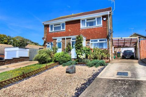 2 bedroom semi-detached house for sale - Lexden Drive, Seaford, East Sussex