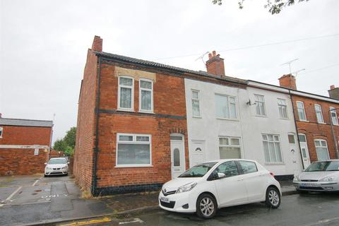 2 bedroom end of terrace house for sale - Camm Street, Crewe
