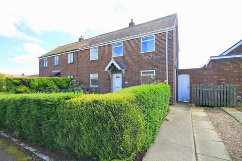 3 bedroom semi-detached house to rent - Quarry Crescent, Bearpark, Durham