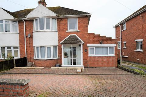 3 bedroom semi-detached house for sale - St. Lythans Road, Barry