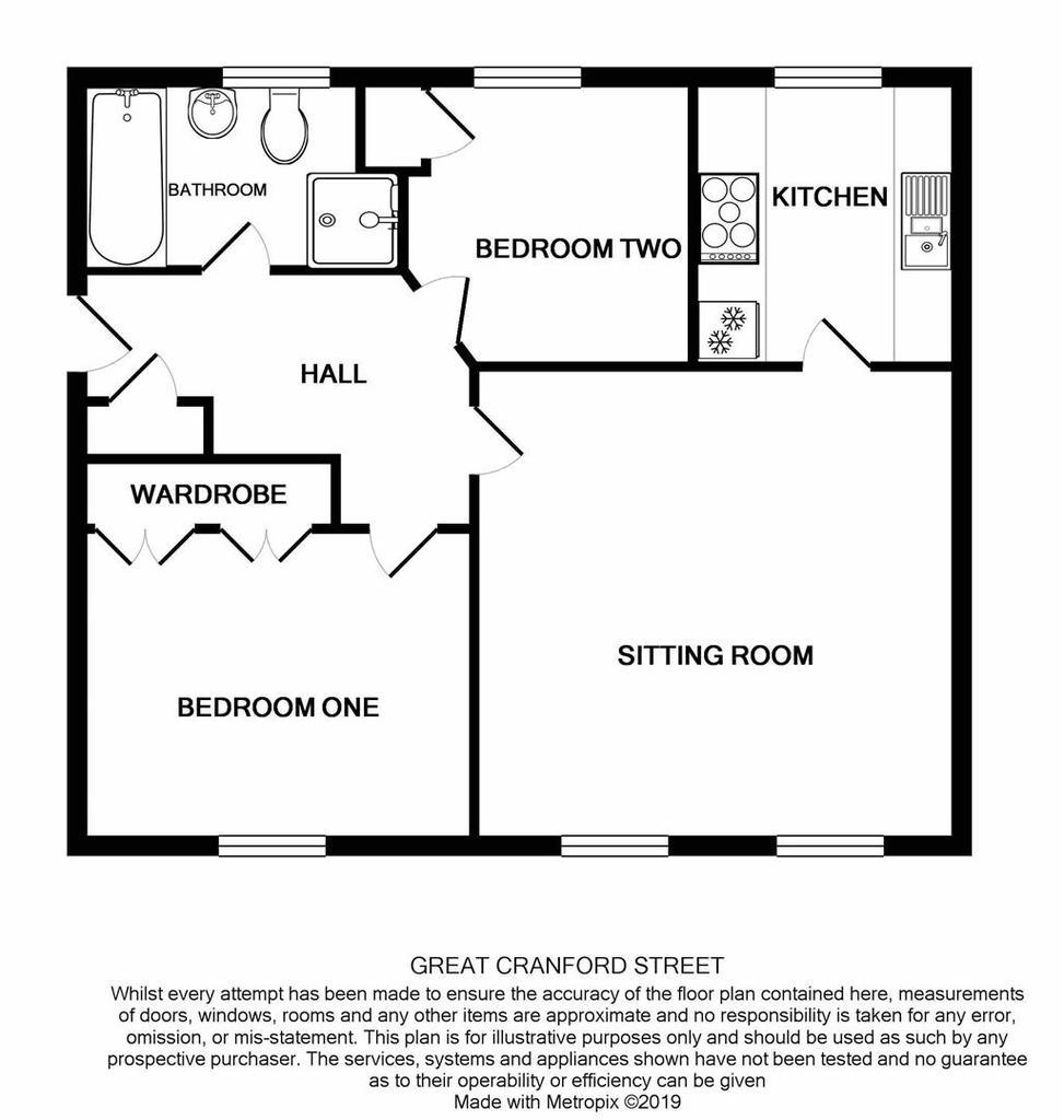 Floorplan: 75 Great Cranford Street print.JPG