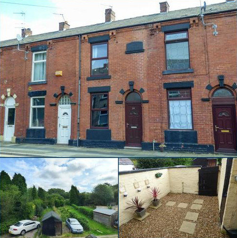 2 bedroom terraced house for sale - Victoria Road, Dukinfield, Greater Manchester, SK16