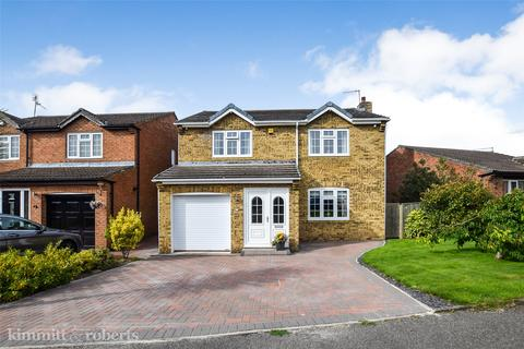 4 bedroom detached house for sale - Berwick Chase, Peterlee, Durham, SR8