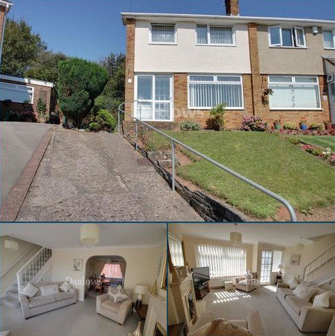 3 bedroom semi-detached house for sale - South View Drive, Rumney