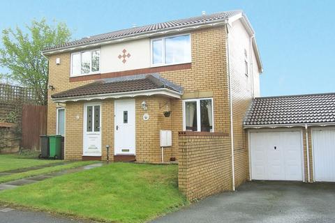 2 bedroom semi-detached house to rent - Clos Nant Y Cwm, Pontprennau, Cardiff, Cardiff