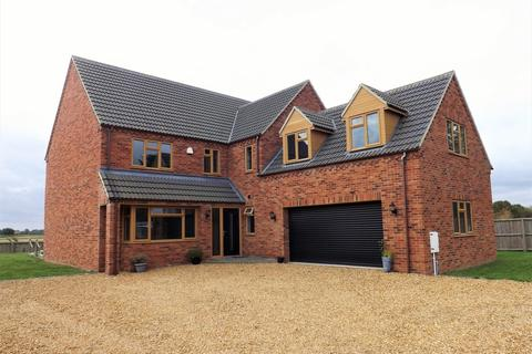 4 bedroom detached house for sale - Mill Road, Murrow, Wisbech