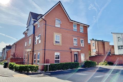 4 bedroom end of terrace house to rent - Lockside Place, CITY WHARF, COVENTRY CV1