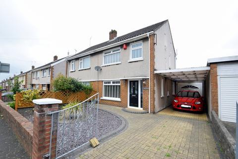 3 bedroom semi-detached house for sale - Claden, 2 Davies Avenue, Litchard, Bridgend, Bridgend County Borough, CF31 1PS