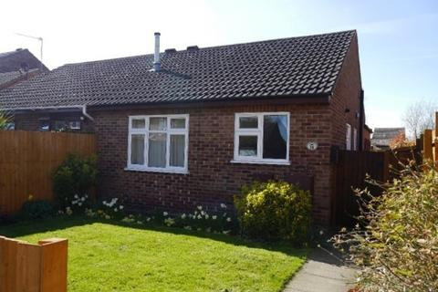 2 bedroom semi-detached bungalow to rent - CHARNWOOD AVENUE ASFORDBY
