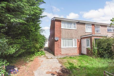 3 bedroom semi-detached house for sale - Pen-y-Maes Road, Holywell