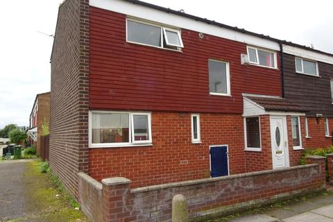 3 bedroom end of terrace house for sale - Muttocks Rake, Bootle