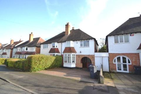 3 bedroom semi-detached house to rent - Parkhill Road, Harborne, Birmingham, B17