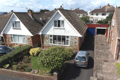 3 bedroom detached bungalow for sale - Bapton Close, Exmouth
