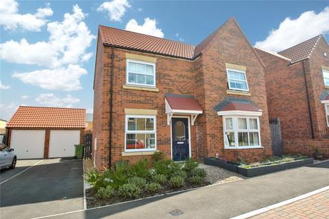 4 bedroom detached house for sale - Skylark Way, Easington Lane, Houghton Le Spring, Tyne and Wear, DH5
