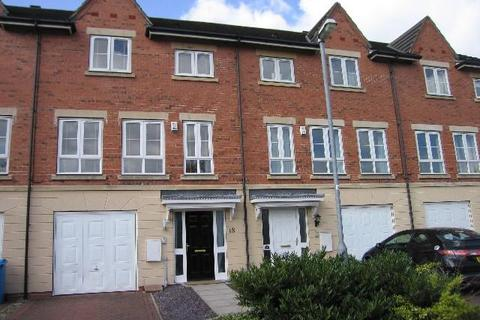 3 bedroom house to rent - Madeira Court, Park Avenue, HULL, HU5 4BS