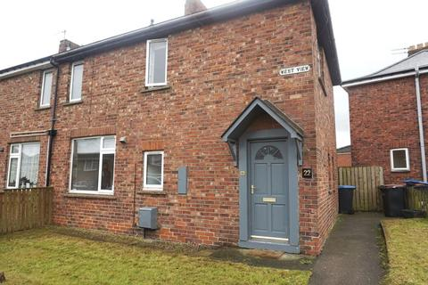 3 bedroom semi-detached house to rent - West View, Durham