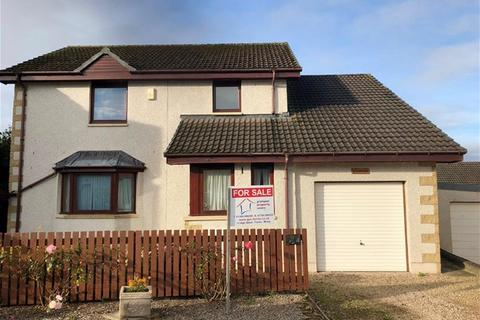 4 bedroom detached house for sale - Mannachie Grove, Forres