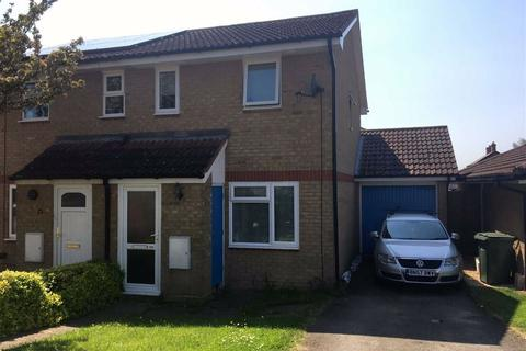 2 bedroom semi-detached house to rent - Tyrell Close, Stanford In The Vale, Oxon