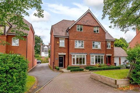 4 bedroom semi-detached house for sale - Ridgway Road, Stoneygate, Leicester