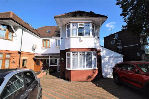 4 bedroom semi-detached house to rent - Hollybush Hill, Snaresbrook, London