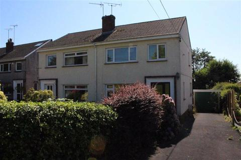 3 bedroom semi-detached house for sale - Cilonnen Road, Three Crosses