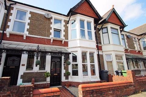3 bedroom terraced house for sale - Newfoundland Road, Cardiff