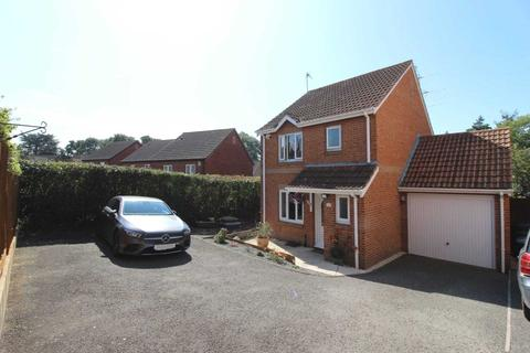 3 bedroom detached house for sale - Keats Close, Exmouth