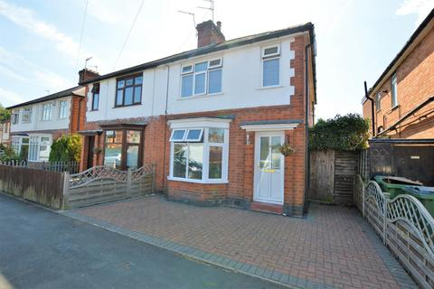 3 bedroom semi-detached house for sale - Richmond Drive, Glen Parva, Leicester, LE2 9TJ