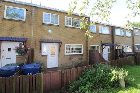 3 bedroom terraced house to rent - Powys Place, Newcastle upon Tyne, Tyne and Wear, NE4 5AF