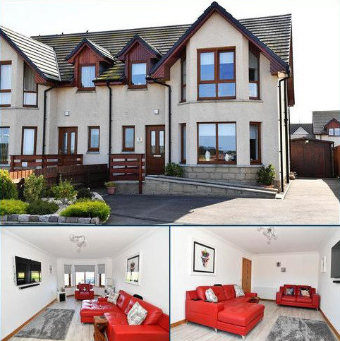 3 bedroom semi-detached house for sale - Cairn Close, Fraserburgh, AB43