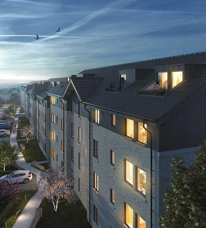 Glasgow Apartments: Bishopbriggs Apartments, Bishopbriggs, Glasgow, G64 1QT 1
