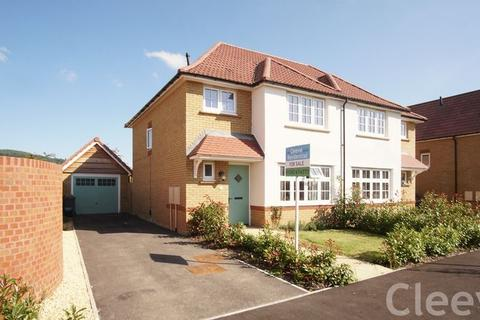 3 bedroom semi-detached house for sale - Valentine Road, Bishops Cleeve