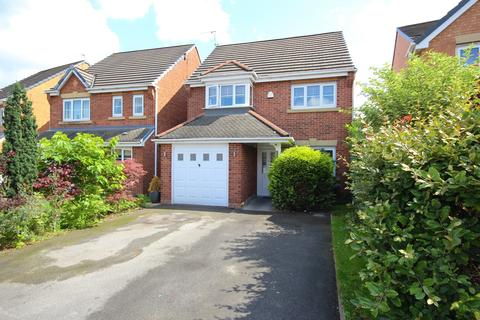 4 bedroom detached house for sale - Thrush Way, Winsford, Cheshire, CW7