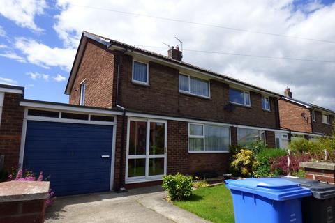 3 bedroom semi-detached house to rent - Thornhill Road, Ponteland, Newcastle upon Tyne, Northumberland, NE20 9QE