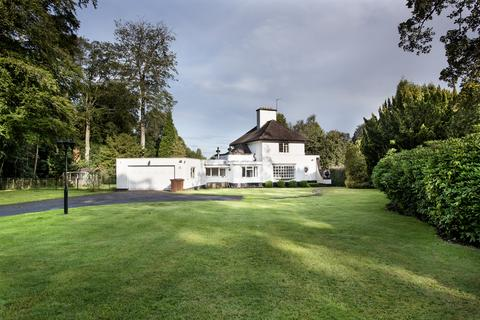 3 bedroom detached house for sale - Roman Road, Little Aston Park