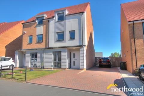 4 bedroom townhouse for sale - Bellshiel Grove, , Newcastle upon Tyne, NE15 6BG