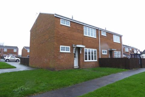 3 bedroom end of terrace house to rent - Aldridge Court, Ushaw Moor, DH7
