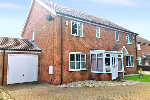 3 bedroom semi-detached house for sale - Fallowfield Road, Scartho, Grimsby, North East Lincolnshir, DN33