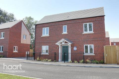 3 bedroom detached house for sale - Moor Lane, Loughborough