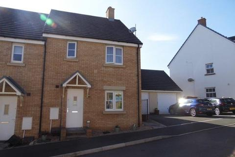 3 bedroom semi-detached house for sale - Ffordd Y Grug, Coity, Bridgend