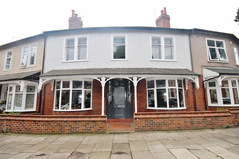 3 bedroom terraced house for sale - Park Crescent East, North Shields, NE30