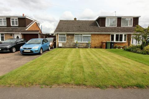2 bedroom semi-detached bungalow for sale - Castle Drive, Willenhall
