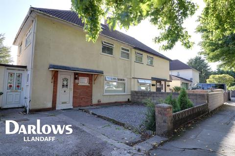 3 bedroom semi-detached house for sale - Aberporth Road, Gabalfa