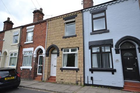 2 bedroom terraced house to rent - Mountford Street Burslem