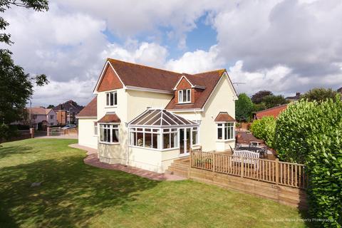 4 bedroom detached house for sale - 35 Newbridge Gardens, Bridgend, Bridgend County Borough, CF31 3PB