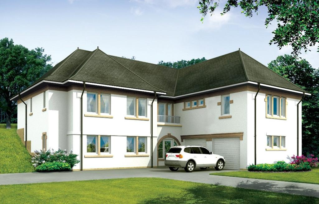 4 Bedrooms Detached House for sale in Kings Point, Shandon, Argyll Bute, G84 8BT