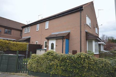 1 bedroom end of terrace house to rent - Copperfields, Luton