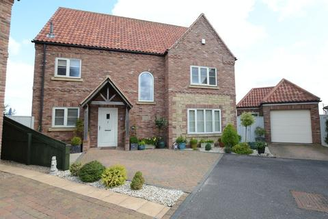 5 bedroom detached house for sale - 6a Mill Lane, Martin NEW PRICE