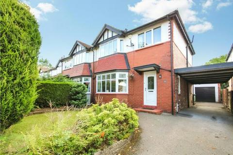 3 bedroom semi-detached house for sale - Hillside Road, Hale